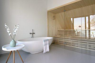 Sauna bouwen in kelder. perfect russisch badhuis in de kelder met